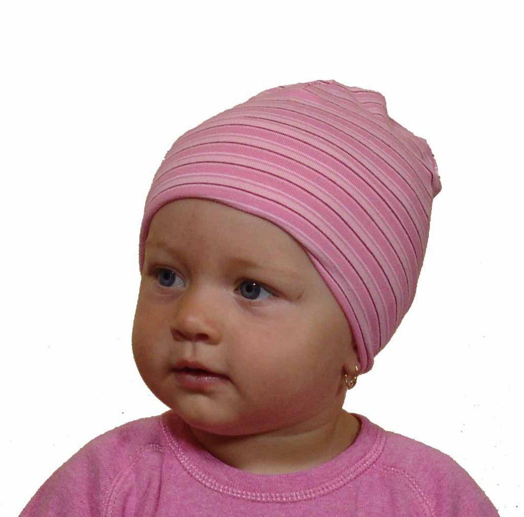 čepice dětská, Pidilidi, PD411, růžová - 47