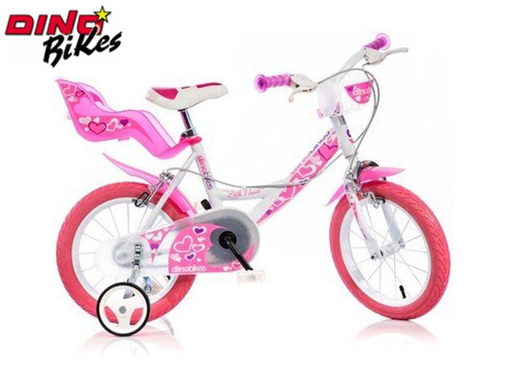 Dětské kolo, Dino Bikes, W012676