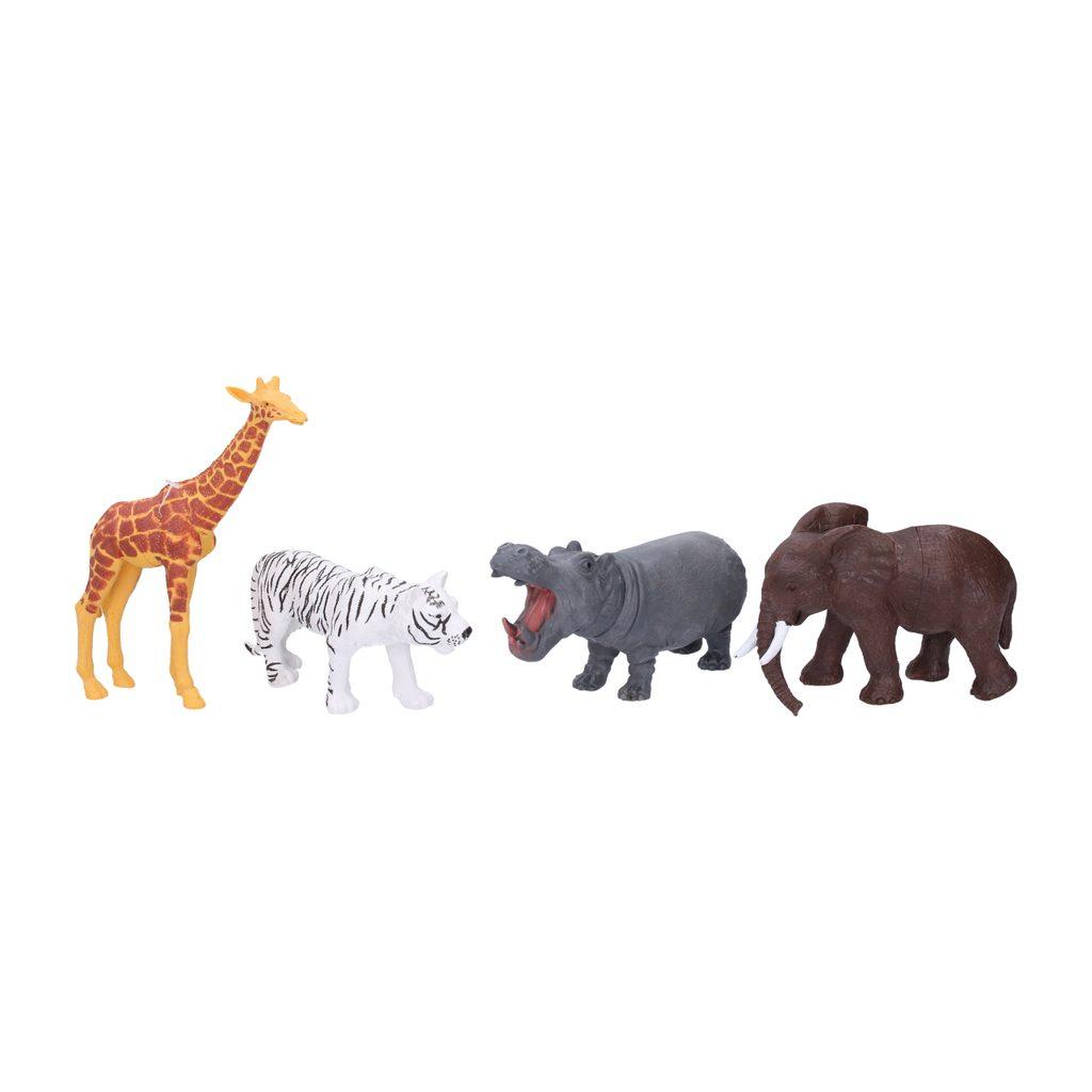Zvířátko safari 13 cm, Wiky, W000020