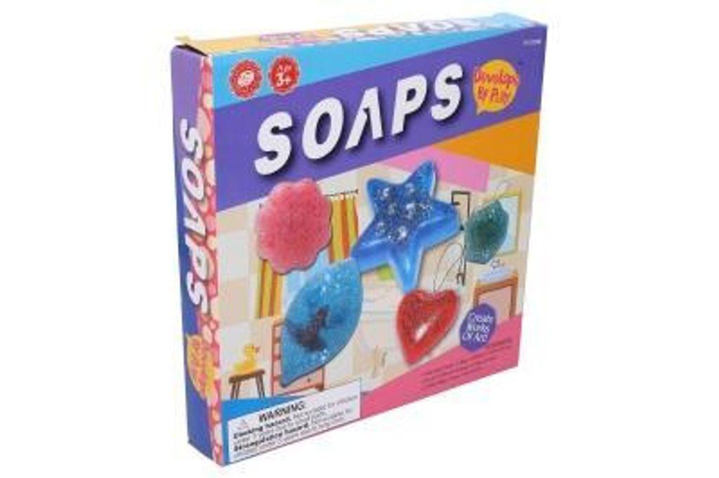 Výroba mýdla, WIKY, 105256