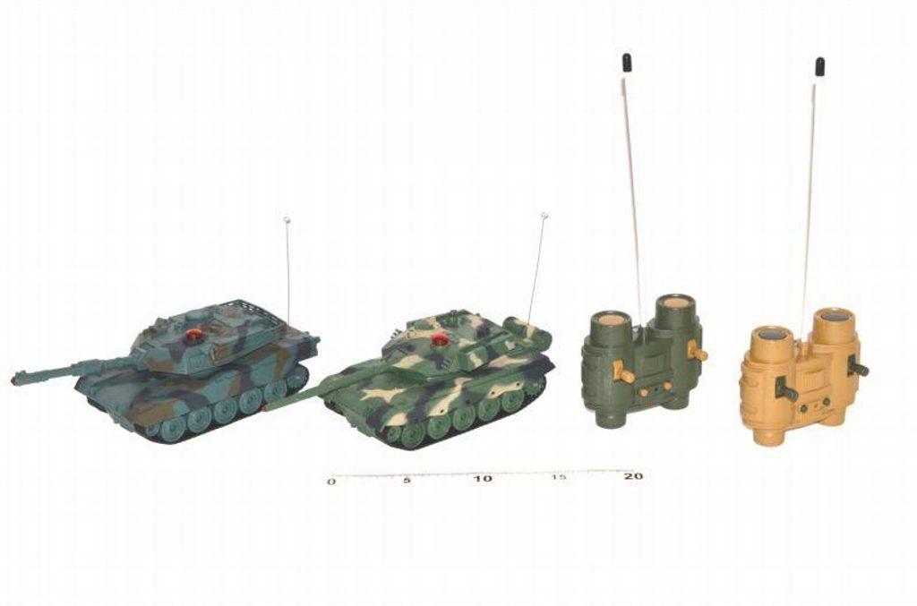 Moderní tanková bitva RC 20 cm, WIKY, 105190