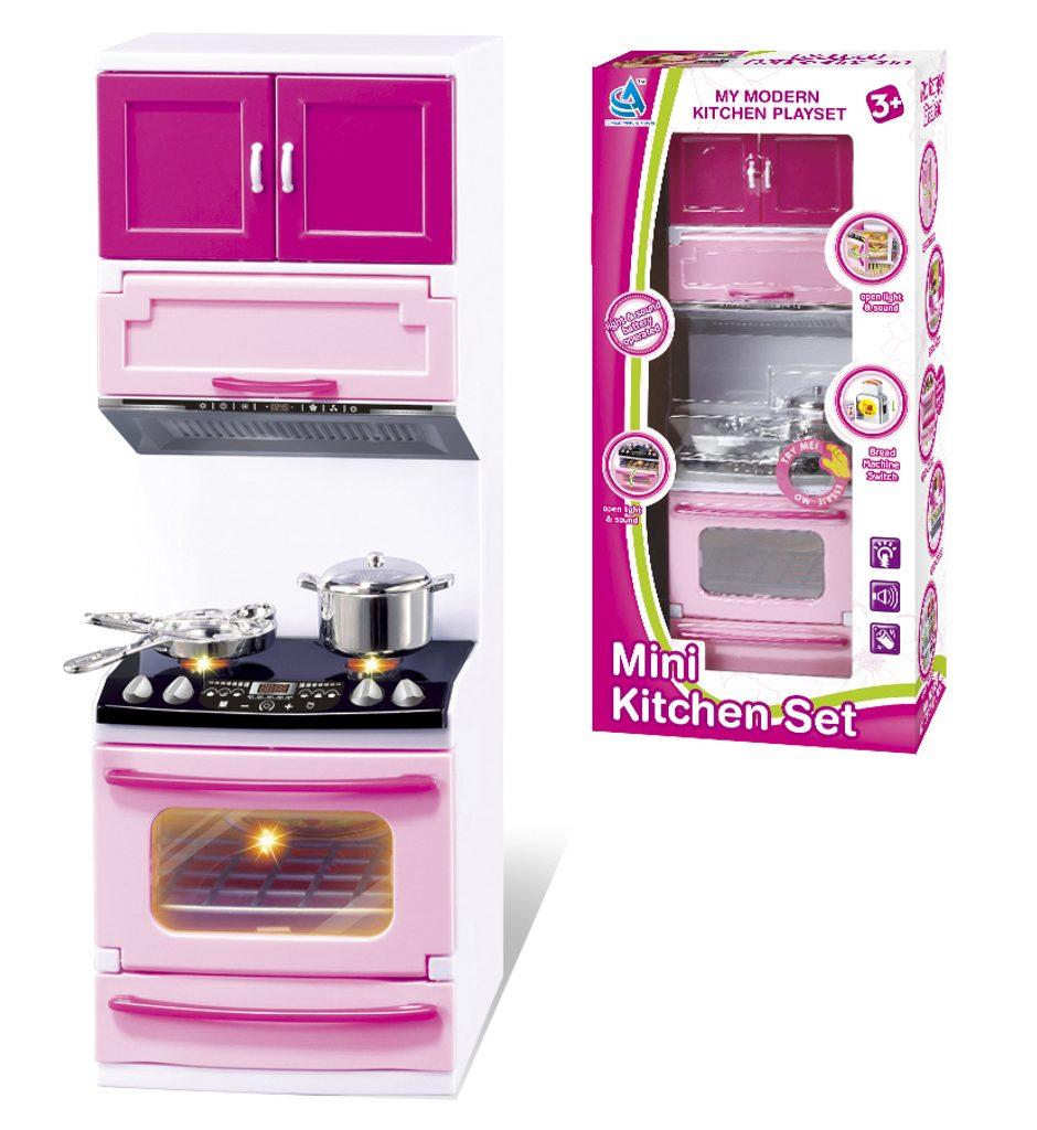 Kuchyňka s efekty, Wiky, W006648