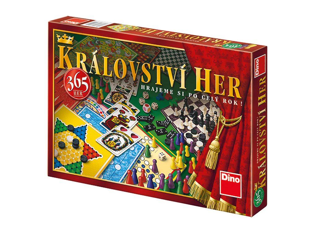 Království her nové, Dino Hry, W560019