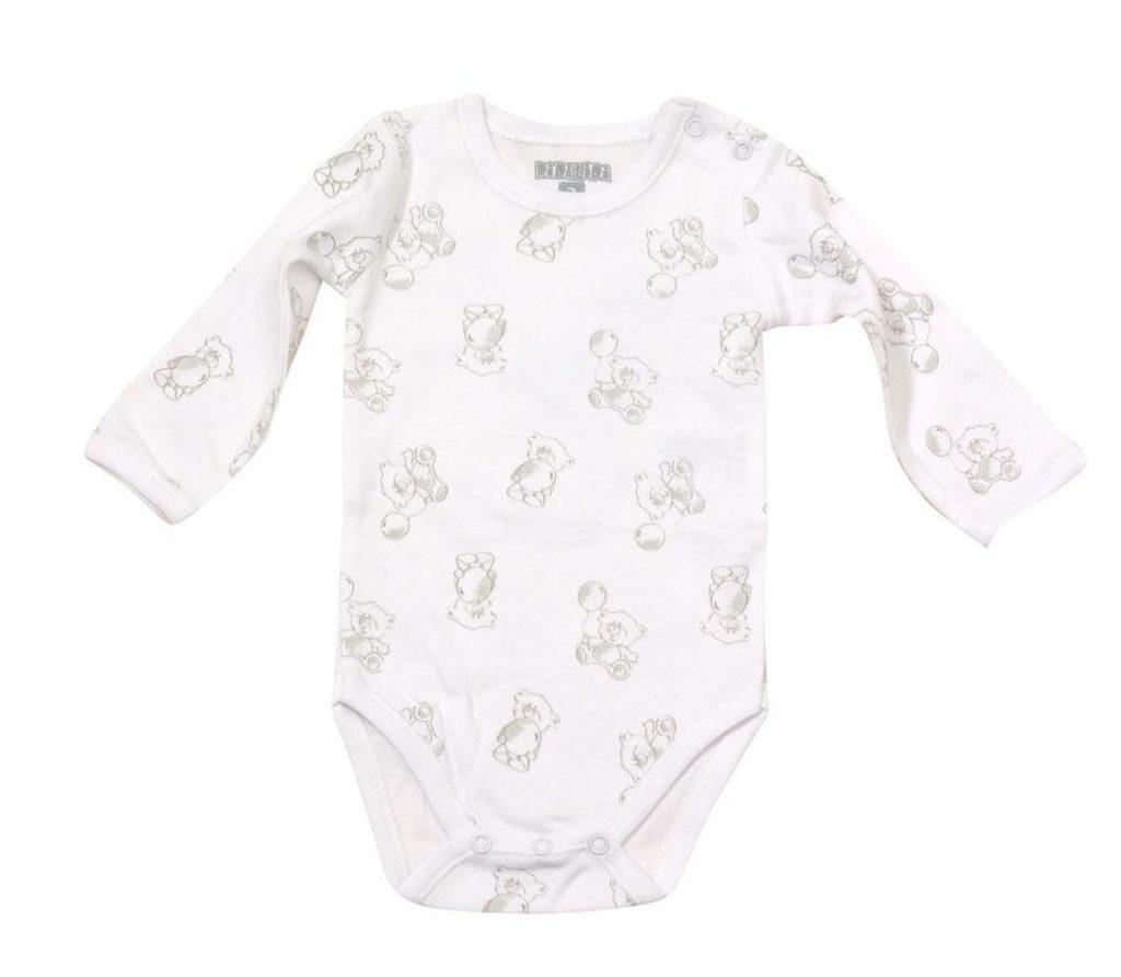 Body kojenecké, Pidilidi, PD792, bílá - 74/80
