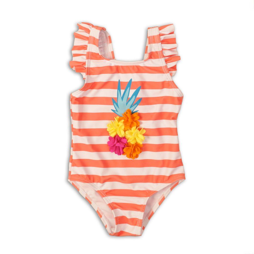 Plavky dívčí jednodílné, Minoti, TG SWIM 13, holka - 98/104