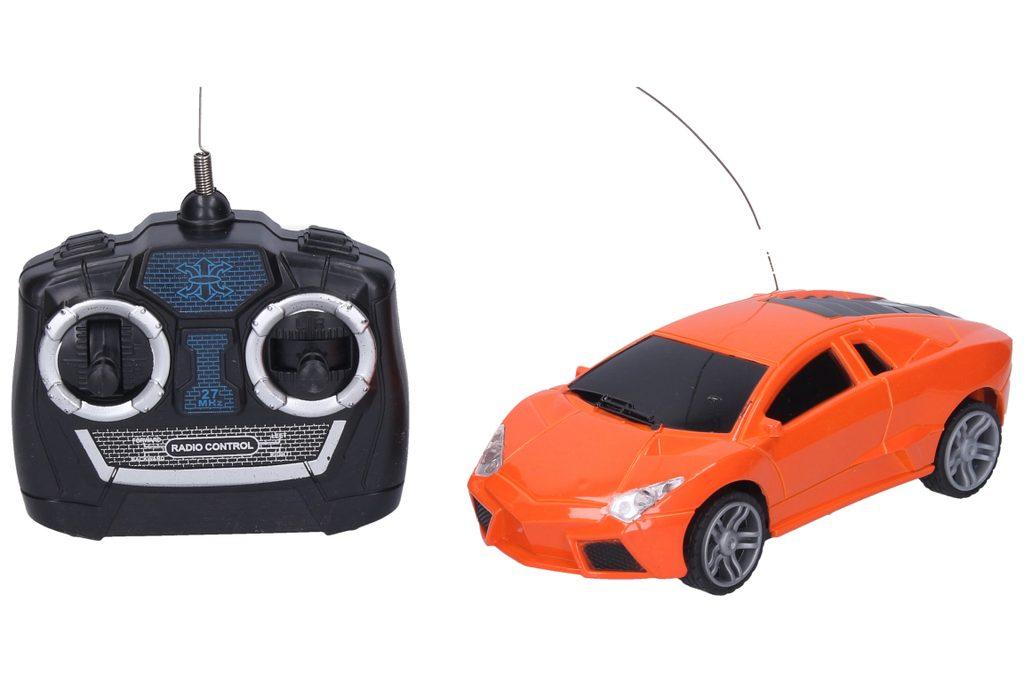 Auto na dálkové ovládání 22 cm, Wiky RC, W005293