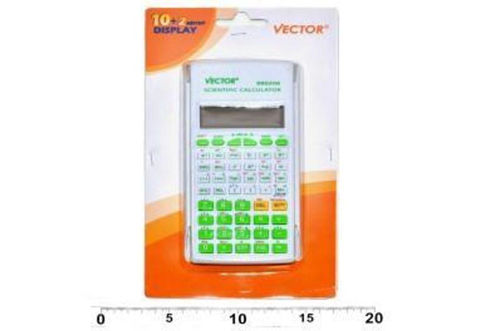 Kalkulačka vědecká, Vector, 886206