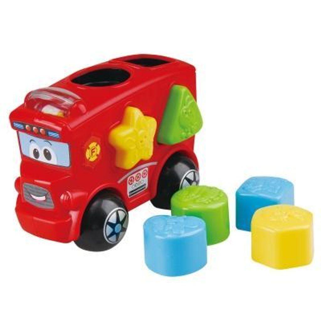 Vkládačka hasiči, Playgo, 100399
