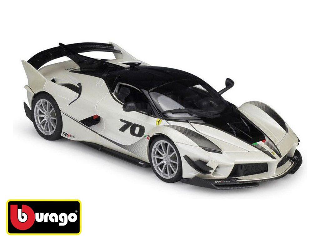 Bburago 1:18 Ferrari FXX-K EVO No.70, Bburago, W007245