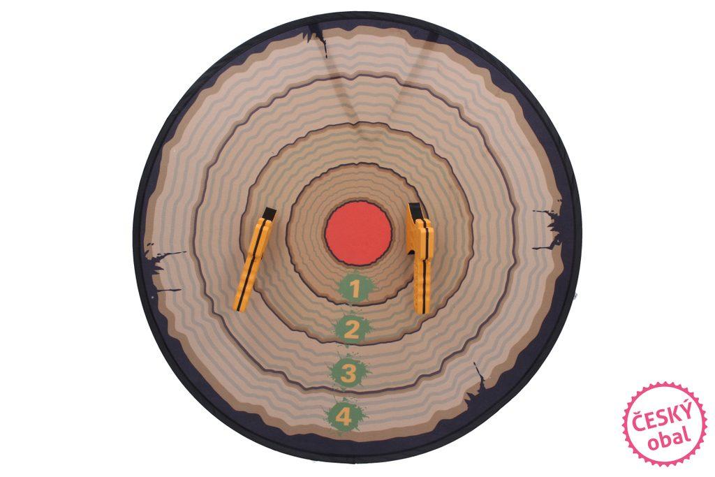 Házecí sekery velké, terč 66 cm, Wiky, W007683