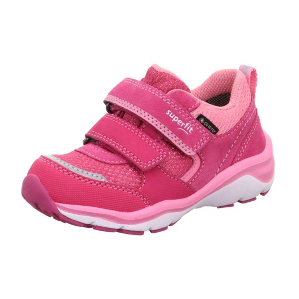 dívčí celoroční obuv SPORT5, Superfit, 0-609238-5500, červená - 34