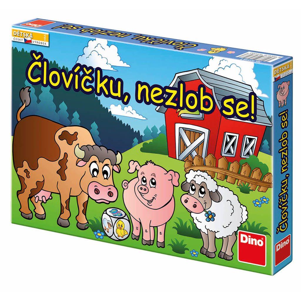 Človíčku, nezlob se !, Dino Hry, W562358