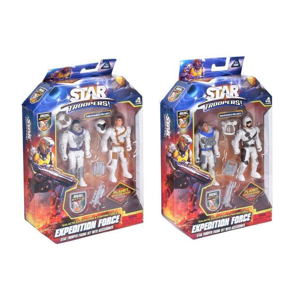 Star Troopers sada vojáků, Star Troopers, W007465