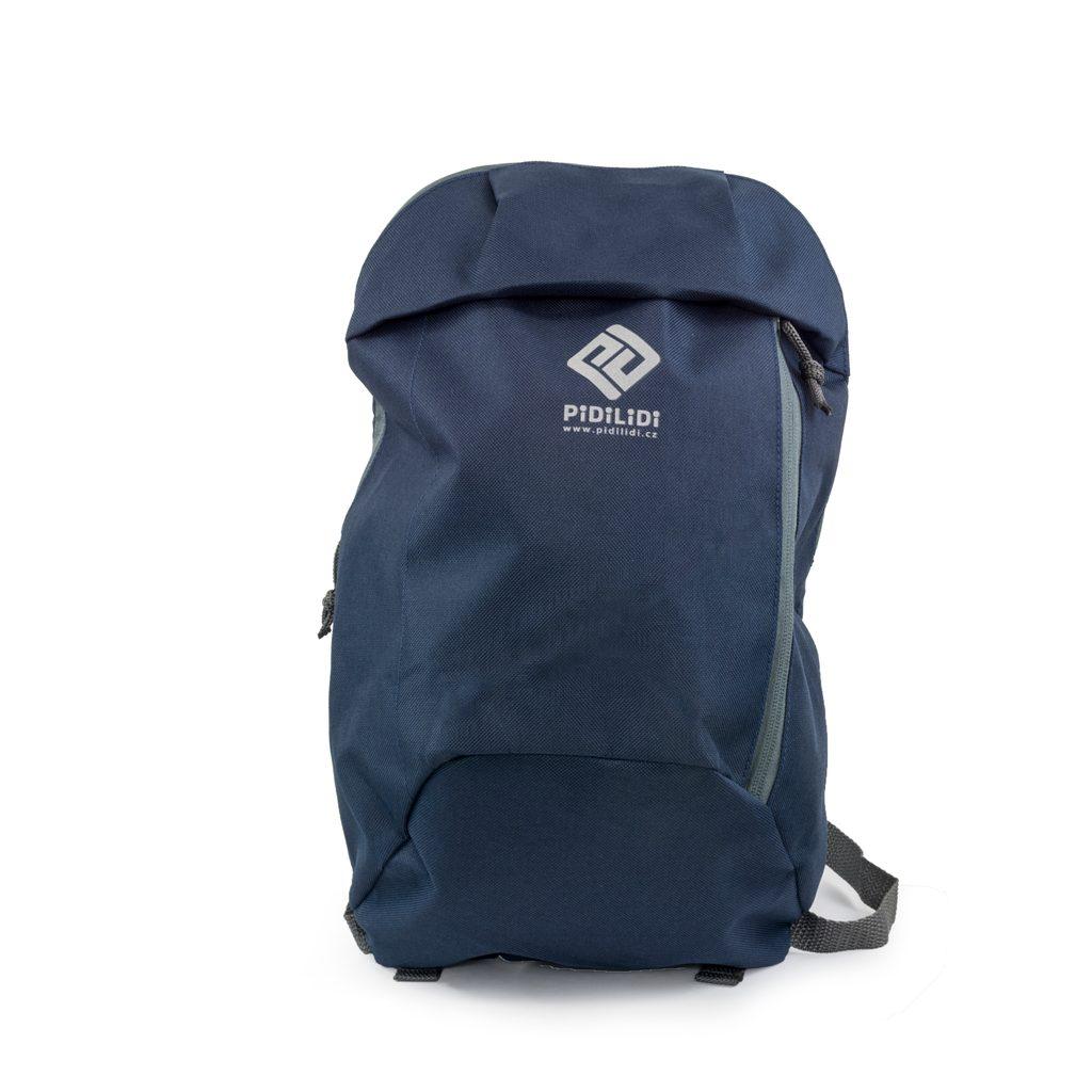 dětský sportovní batoh, Pidilidi, 10L, OS6048-04, modrá