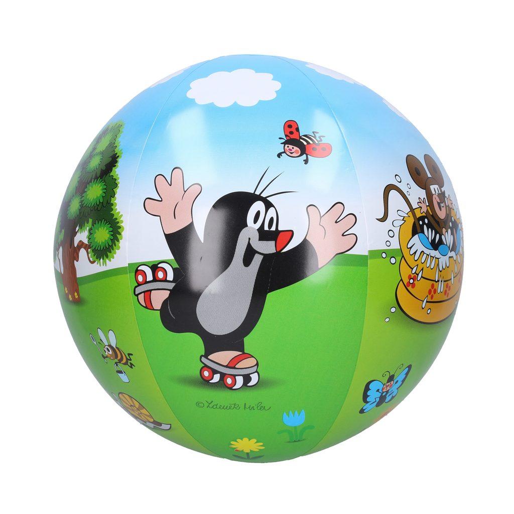 Nafukovací míč Krtek 51 cm, Wiky, W005806