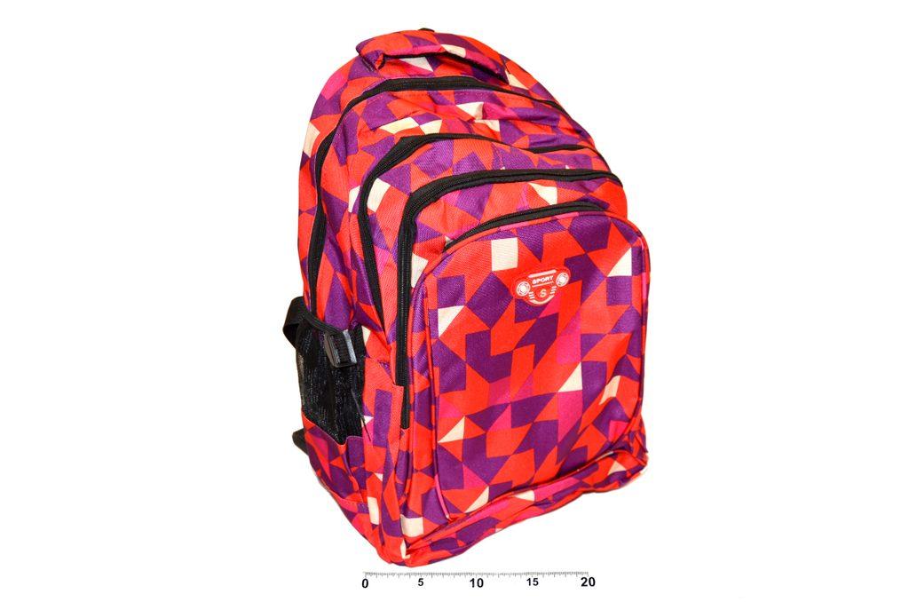 Školní batoh geometrické tvary, Wiky, W883914