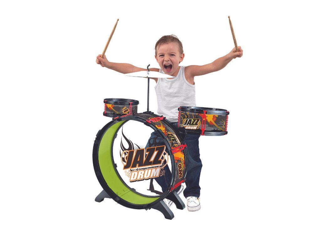 Bubenický set Jazz Drum, Wiky, W116716