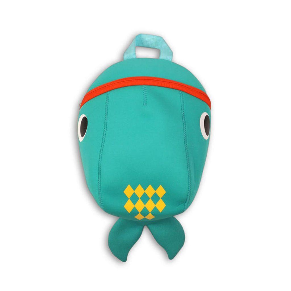 Batoh dětský ryba, Minoti, RUCKSACK 11, kluk
