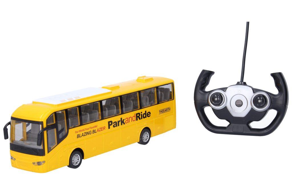 RC autobus 28 cm, Wiky RC, W111337