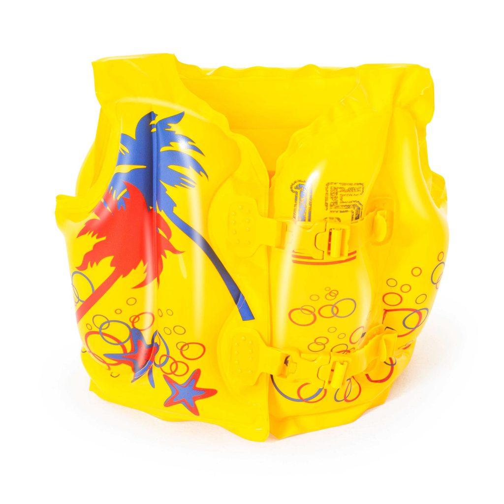 Plovací vesta palmy 41 x 30 cm, Bestway, W004660