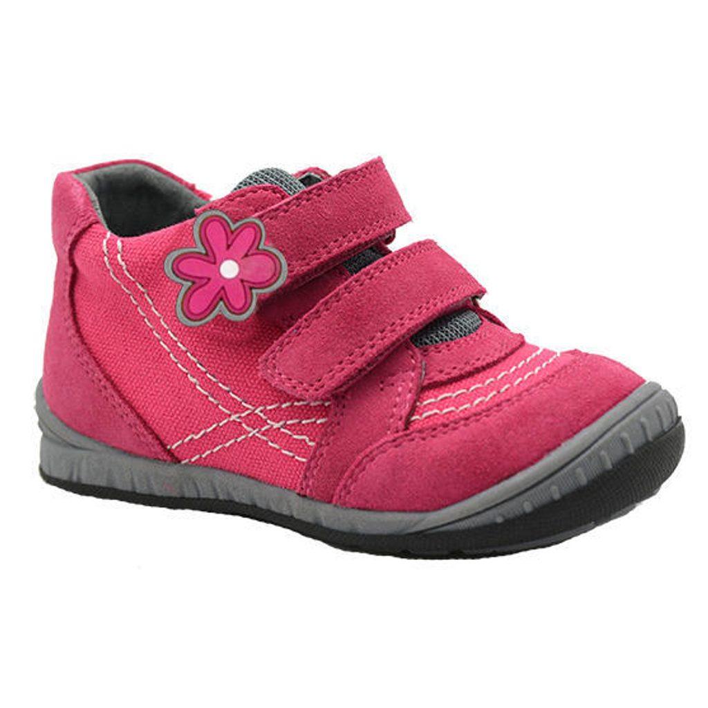 boty dětské celoroční, Bugga, B00137-03, růžová - 27