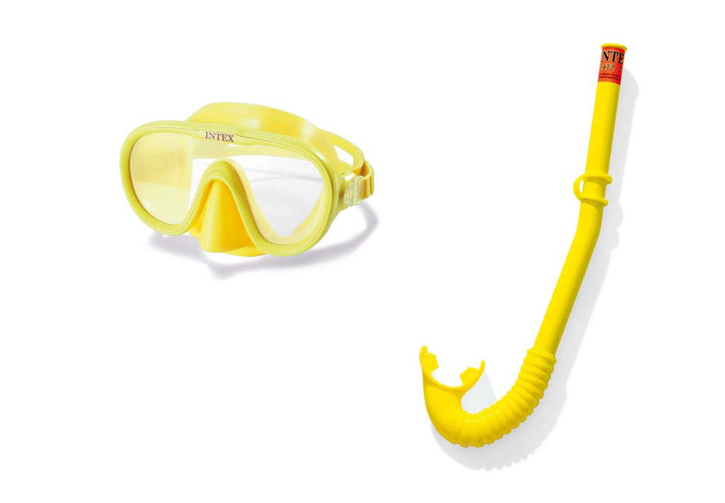 Potápěčský set Adventure, INTEX, W155642