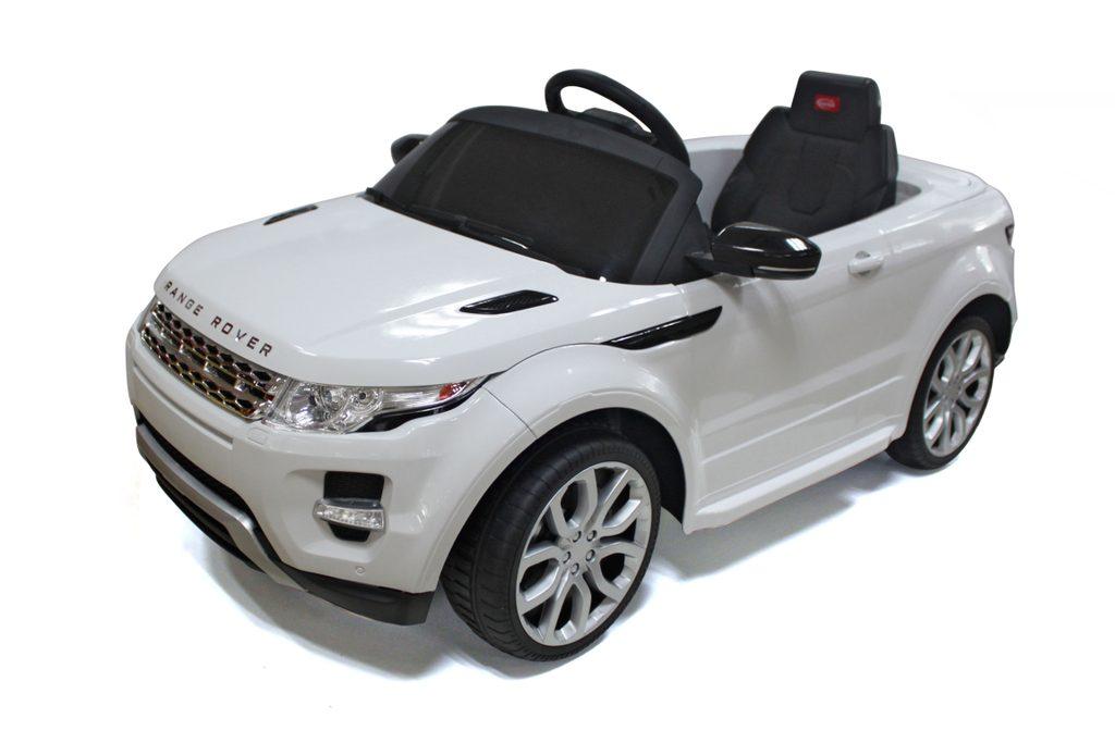Elektrické auto - Land Rover Evoque RC, Wiky RC, W280291
