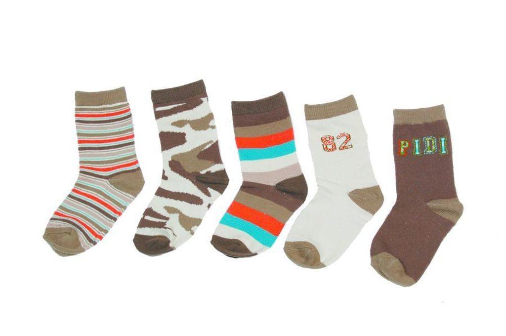 Dětské ponožky, Pidilidi, PD509, kluk - 14-15