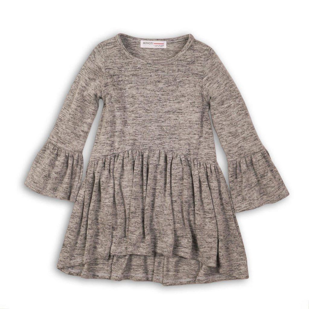 Šaty dívčí s volány, Minoti, MERGE 8, holka - 152/158