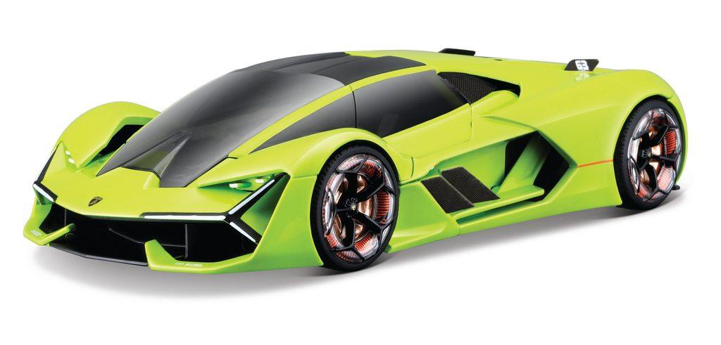 Bburago 1:24 Lamborghini Terzo Millenio Green, Bburago, W009527