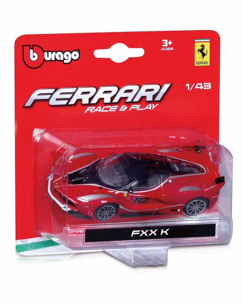 Ferrari Race 1:43, Bburago, W102383