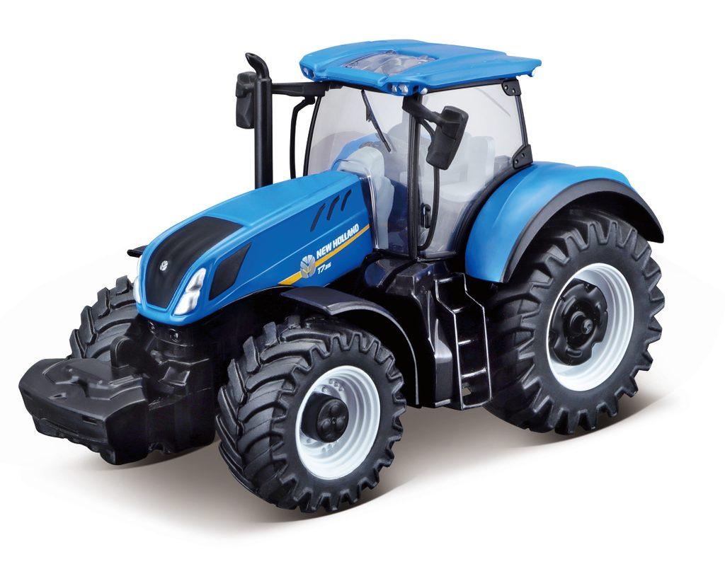 Model 1:32 Traktor New Holland, Bburago, W102366