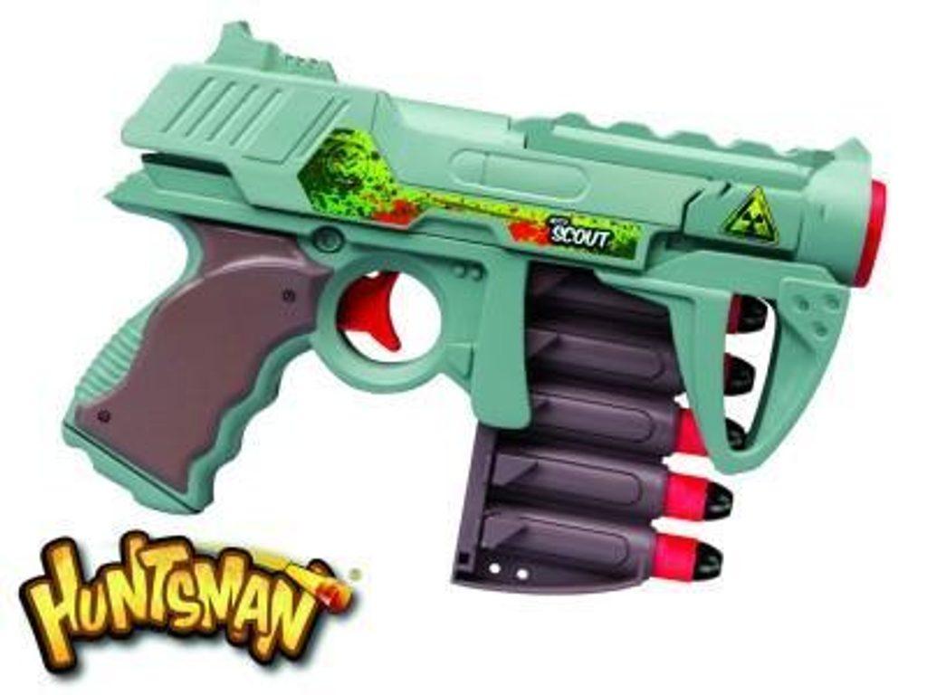 Průzkumnická pistole Huntsman X6, WIKY, 282201