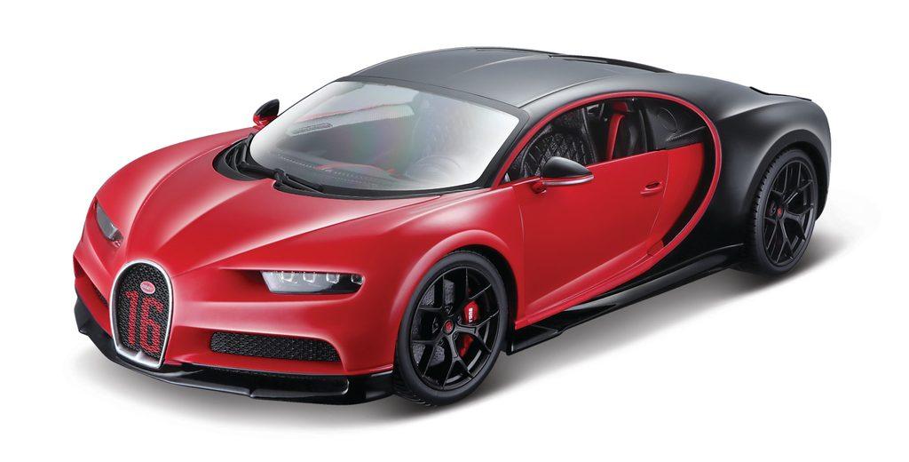 1:18 Bugatti Chiron Sport, Bburago, W002883
