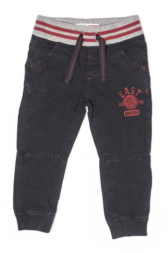 Kalhoty chlapecké, Minoti, EAST 8, modrá - 86/92