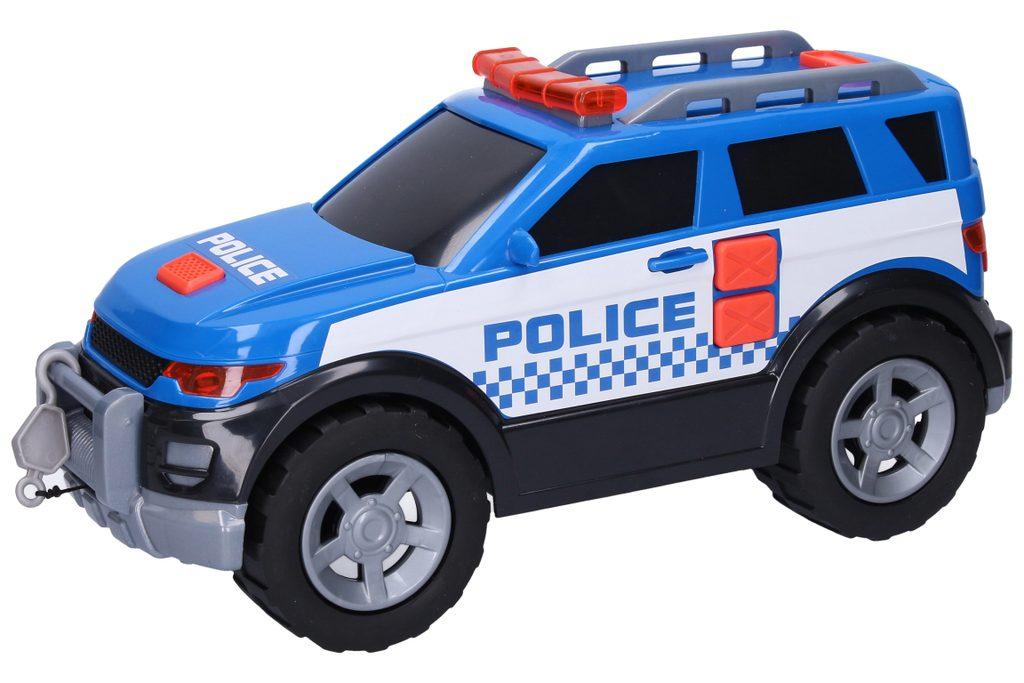 Policejní auto, Wiky Vehicles, W105215