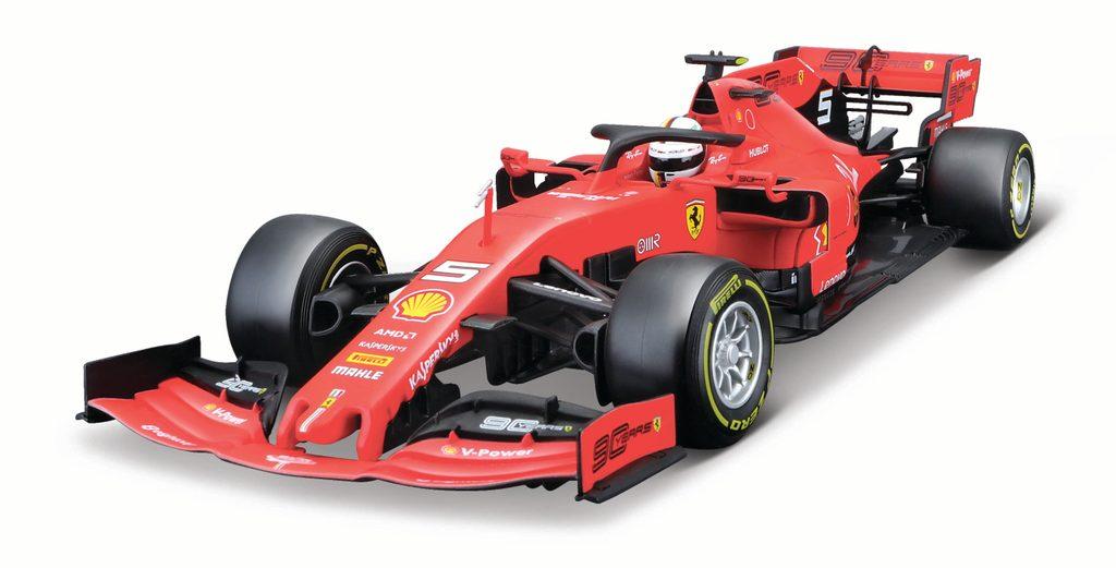 Auto Ferrari F1 2019, W004616