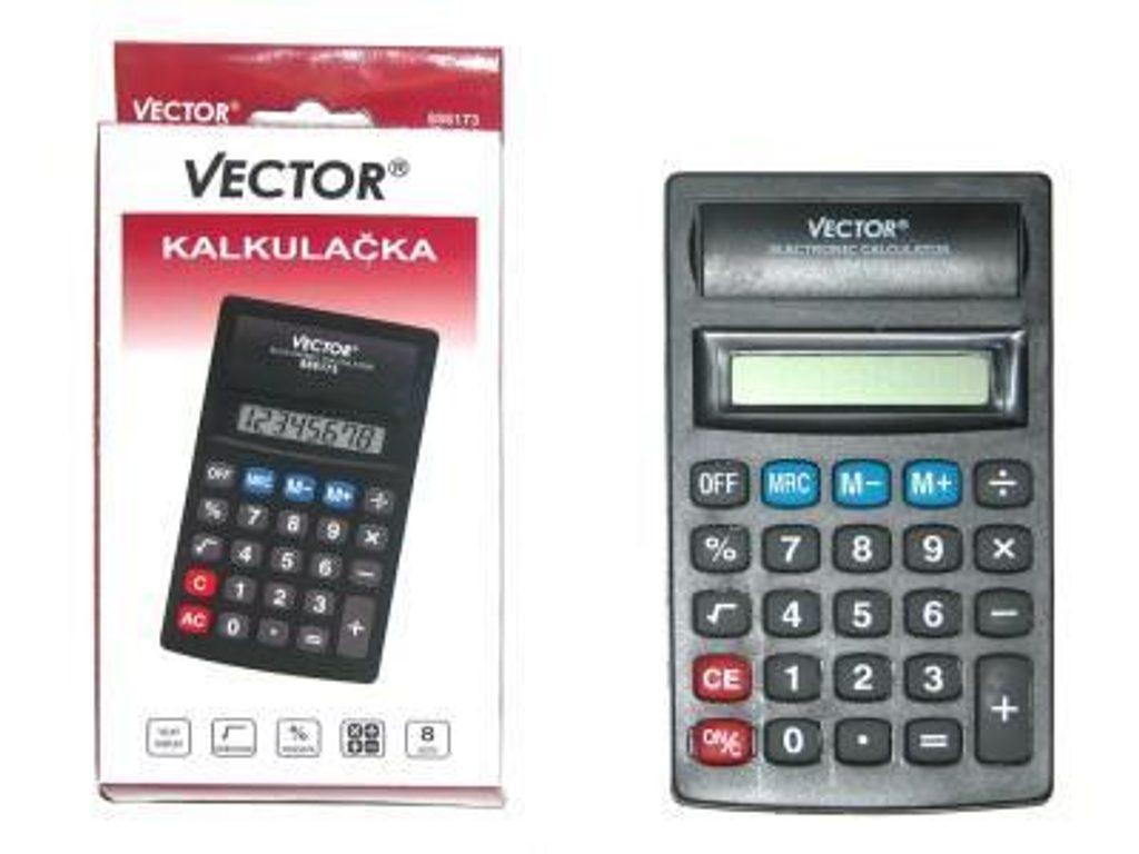 Kalkulačka VECTOR, Vector, 886173