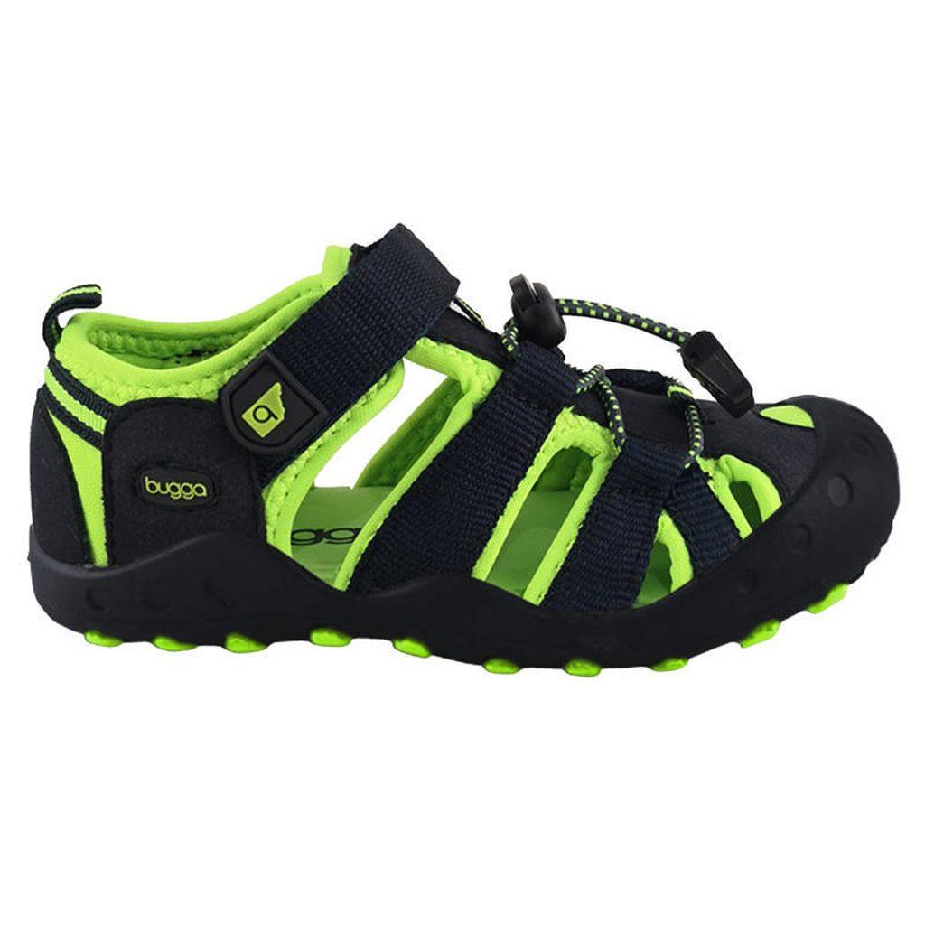 sandály sportovní OUTDOOR, Bugga, B00155-02, kluk - 33
