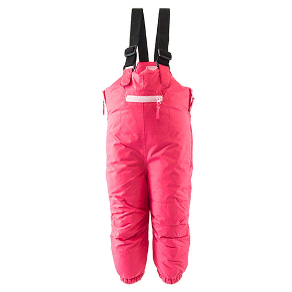 kalhoty dívčí zimní, Pidilidi, PD1083-03, růžová - 98