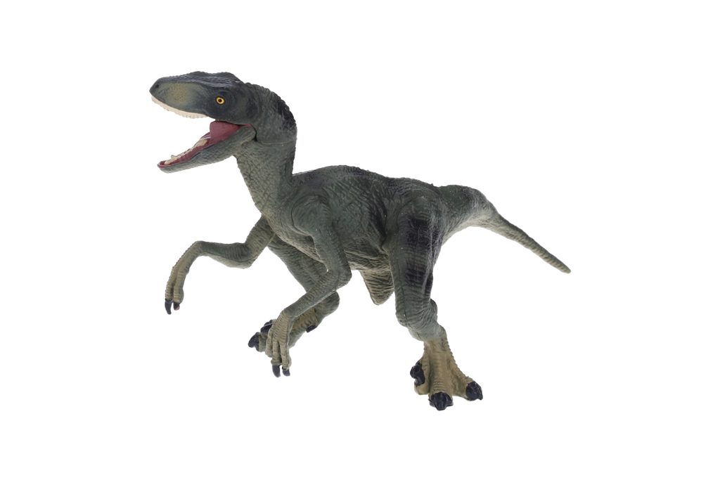 C - Figurka Velociraptor 16 cm, Atlas, W101902
