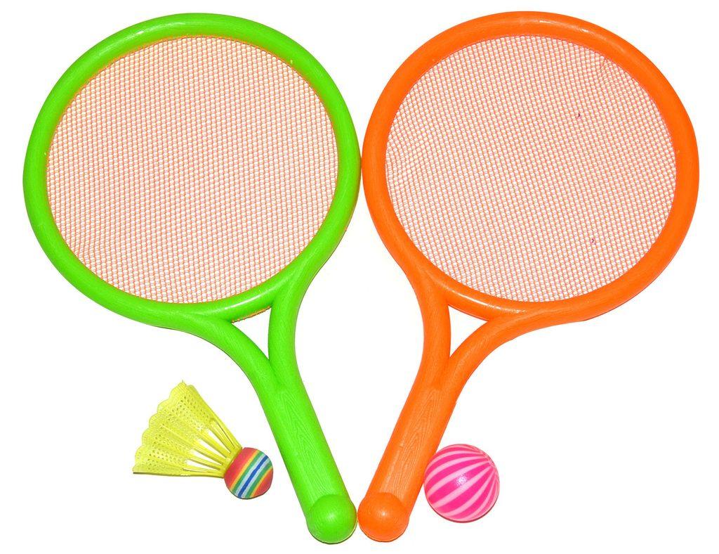 Tenis plážový set 39 cm, Wiky, W118213