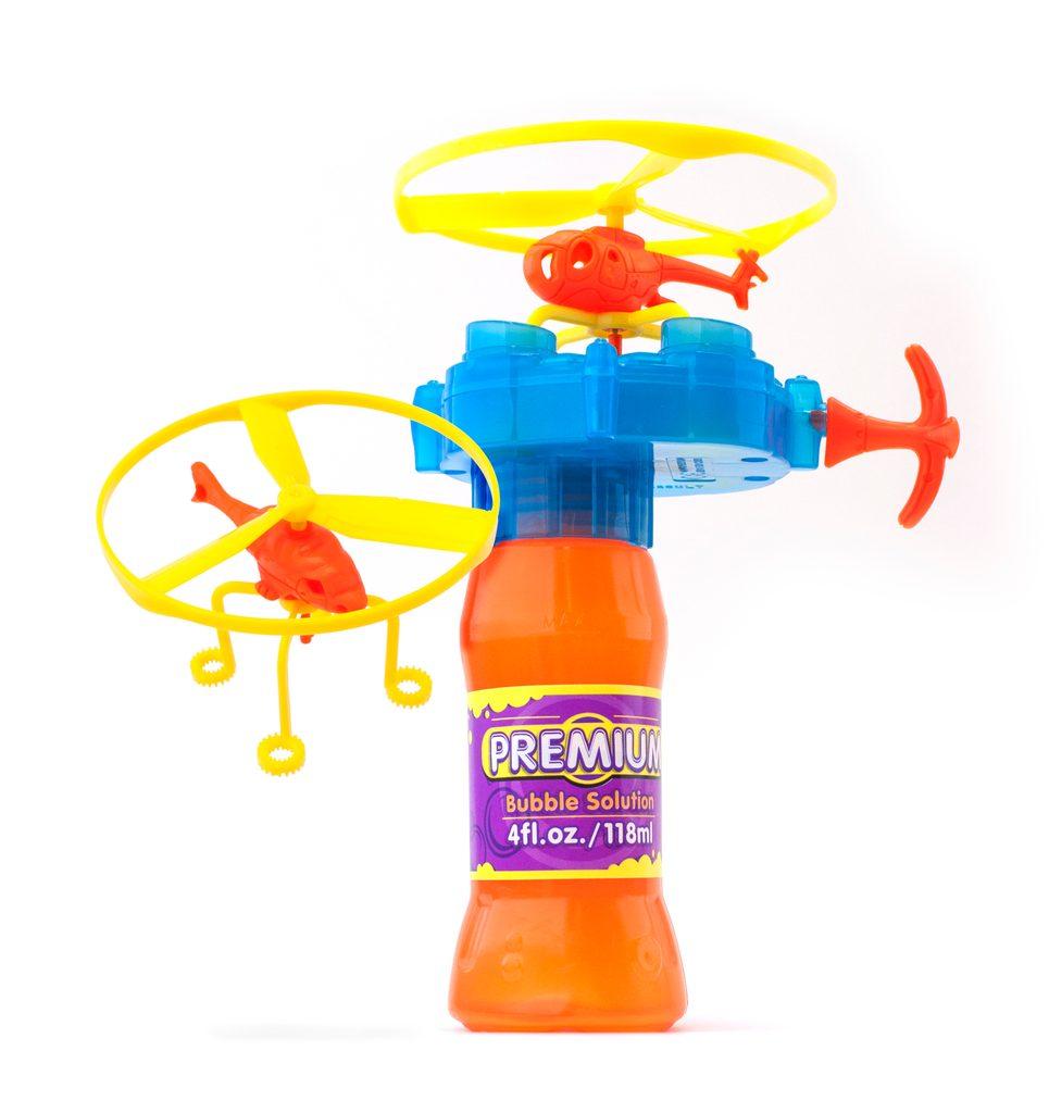 Bublifuk vrtulník 118 ml, Wiky, W282438