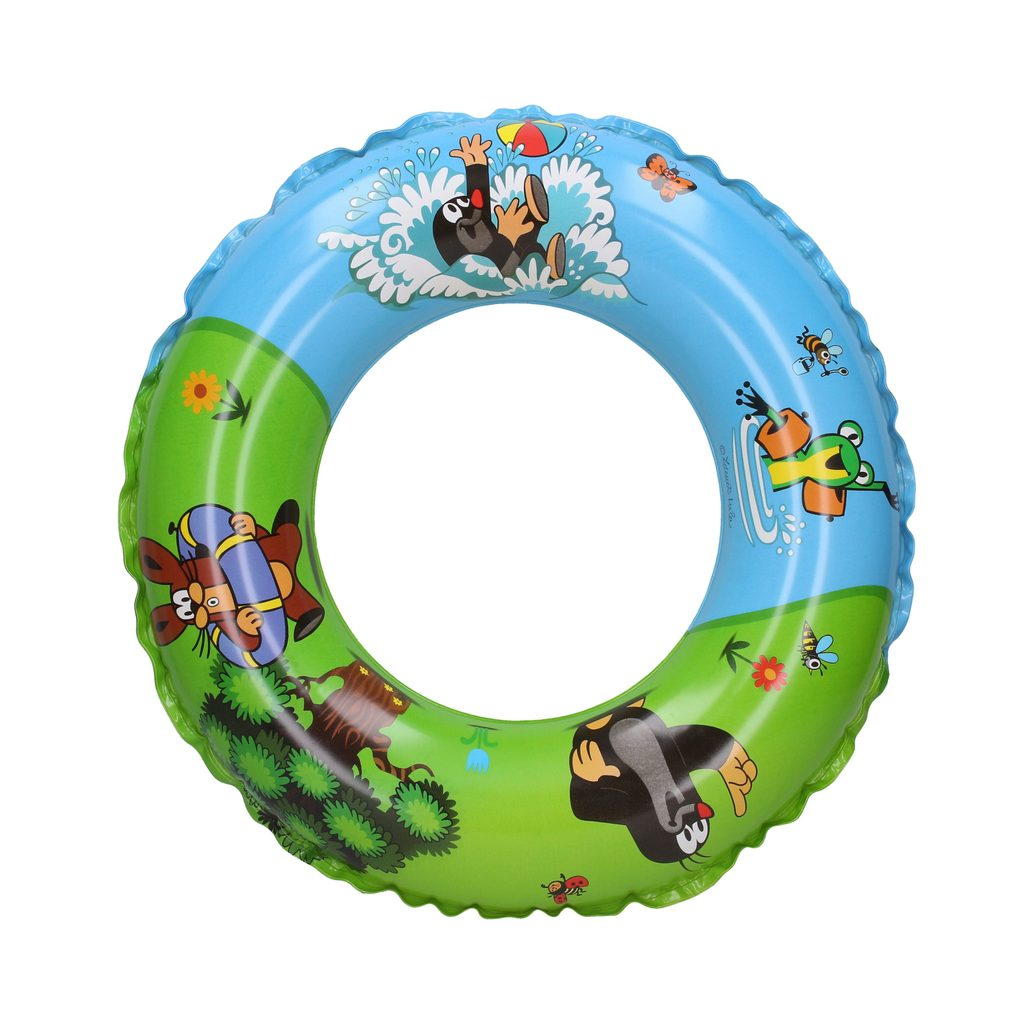 Plavací kruh Krtek 50 cm, Wiky, W005807