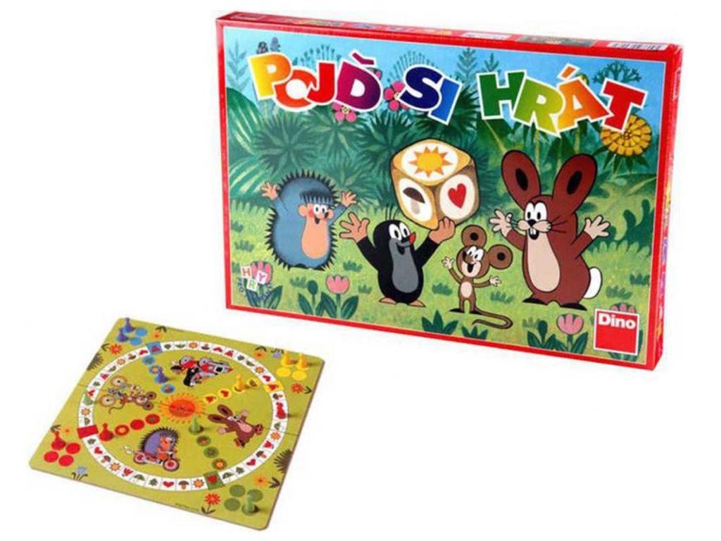 Hra - Pojď si hrát, Dino Hry, W560148
