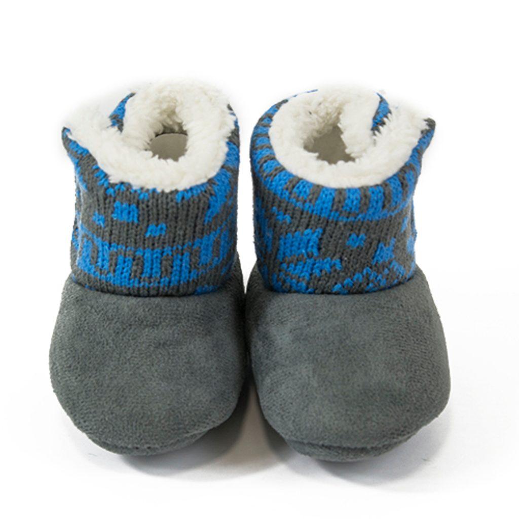 kojenecké capáčky zimní, Pidilidi, PD0561, modrá - 74/80