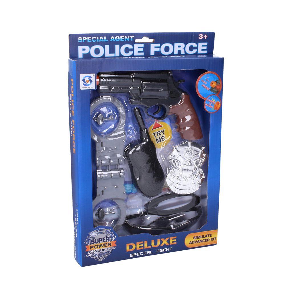 Policejní set, Wiky, W001878