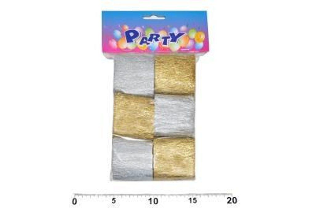 Krepový papír Párty, WIKY, 885391