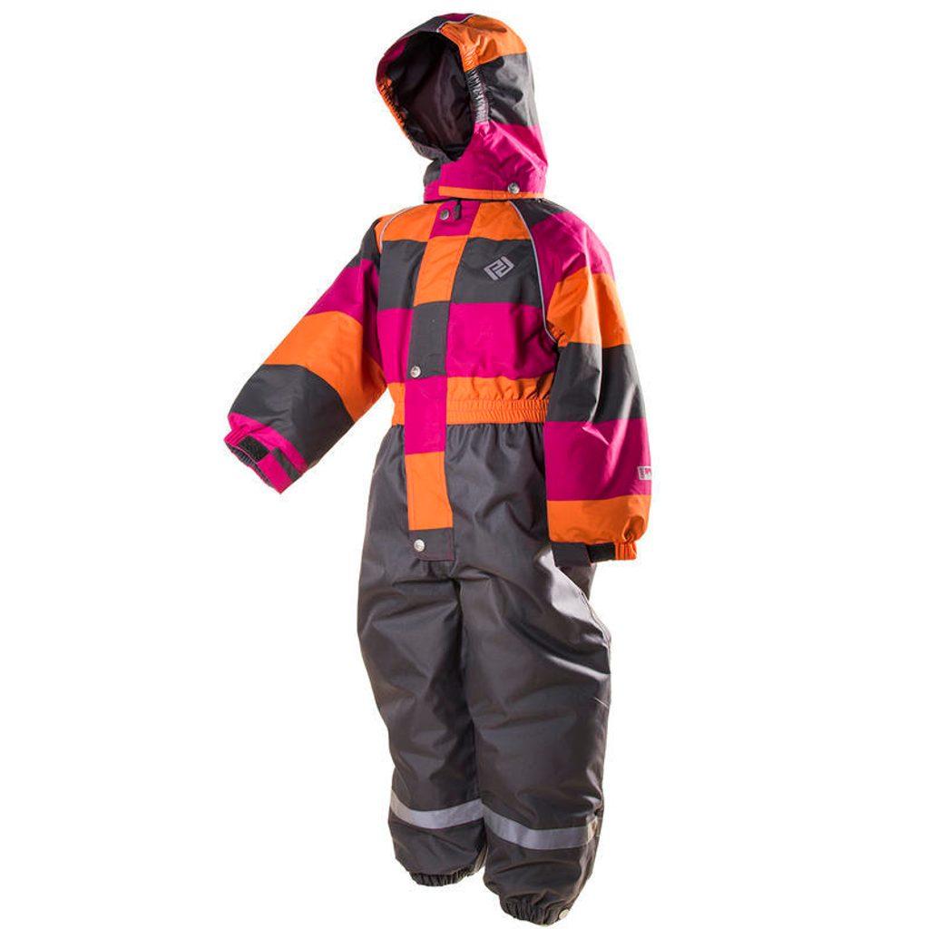 overal dětský zimní nepromokavý, Pidilidi, PD1040-01, holka - 98