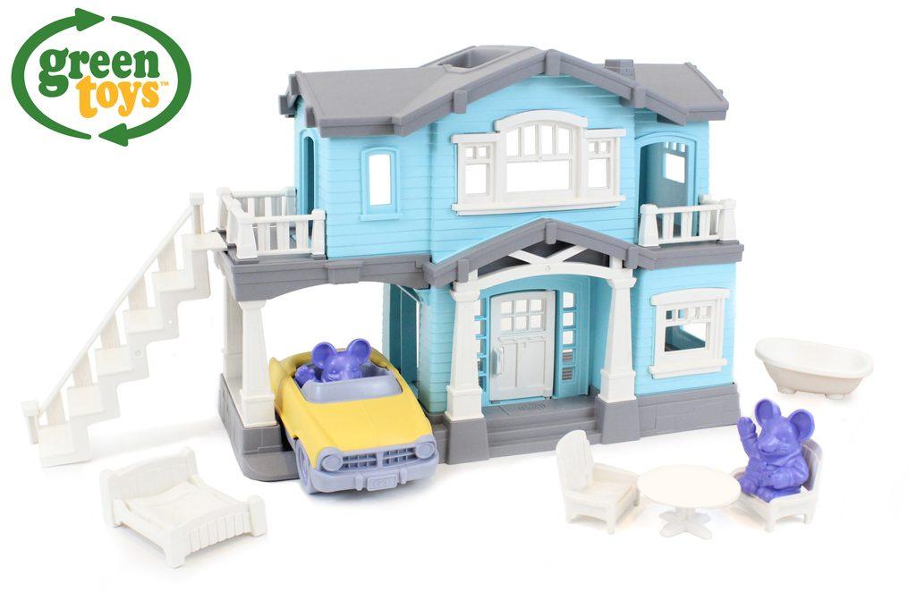 Green Toys Domeček, Green Toys, W009295
